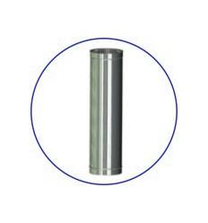 Труба для дымохода одностенная (AISI 321)
