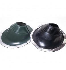 Кровельный проход из силикона для диаметров 180-340 мм угловой