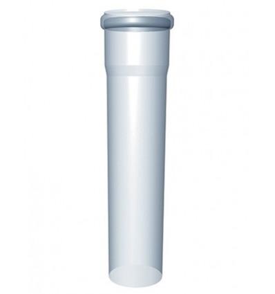 Труба пластиковая ALMEVA со штуцером