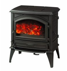 Чугунная мульти печь Dovre 640 GM