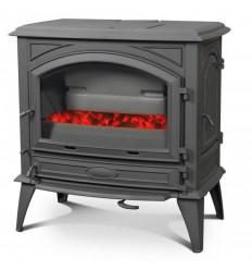 Чугунная печь на углях Dovre 760 GK