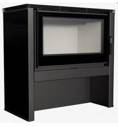 Kratki JUNO 12 черная панель
