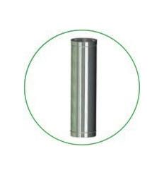 Труба для дымохода одностенная (AISI 201)